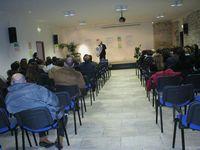 Sala ex cinema Maiella di San Valentino