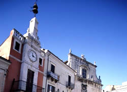 Centro storico - Comune di Popoli (PE)