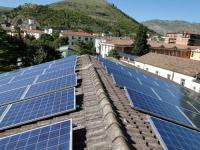 Fotovoltaico Materna